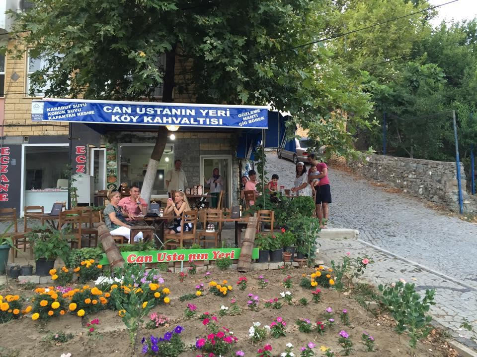 Can Usta'nın Yeri Köy Kahvaltısı