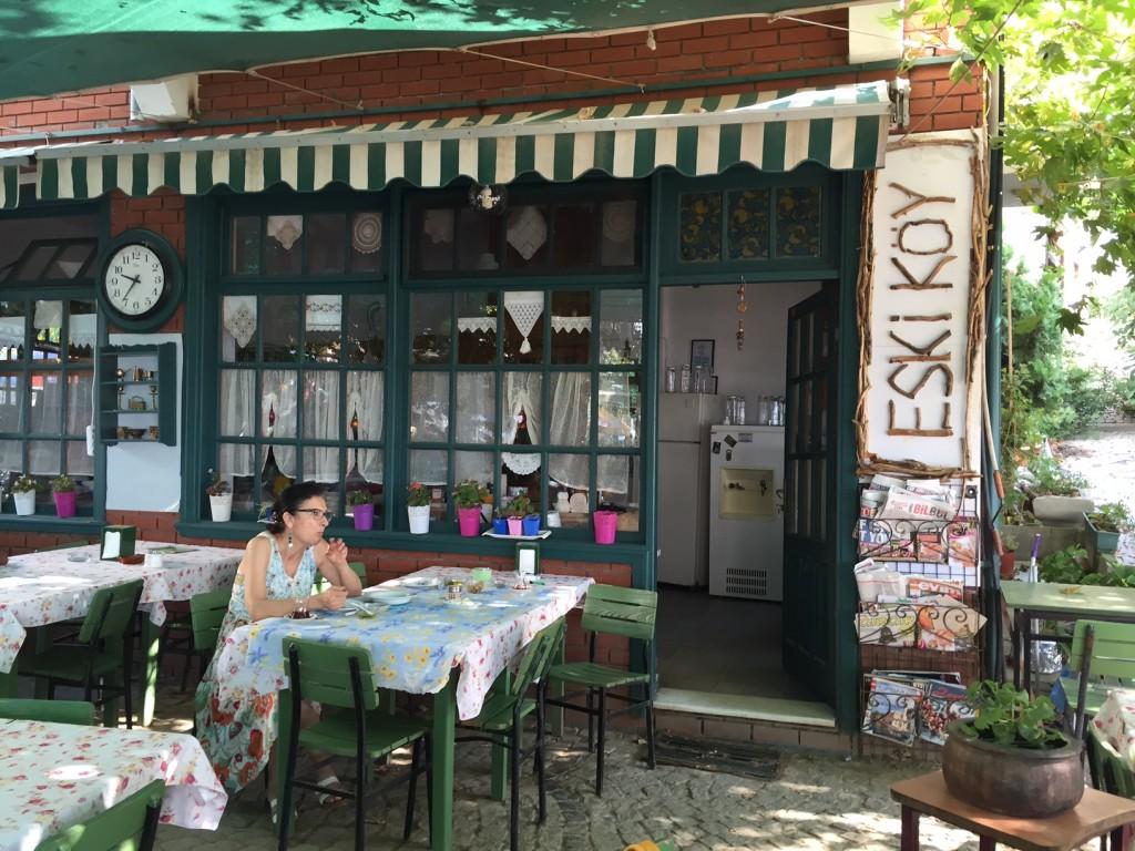 Eski KÖy Kafe Altınoluk