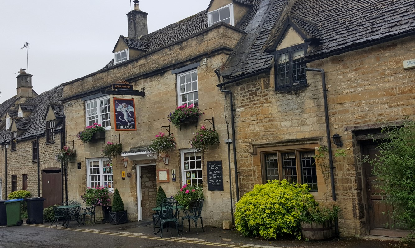 Burford High Street