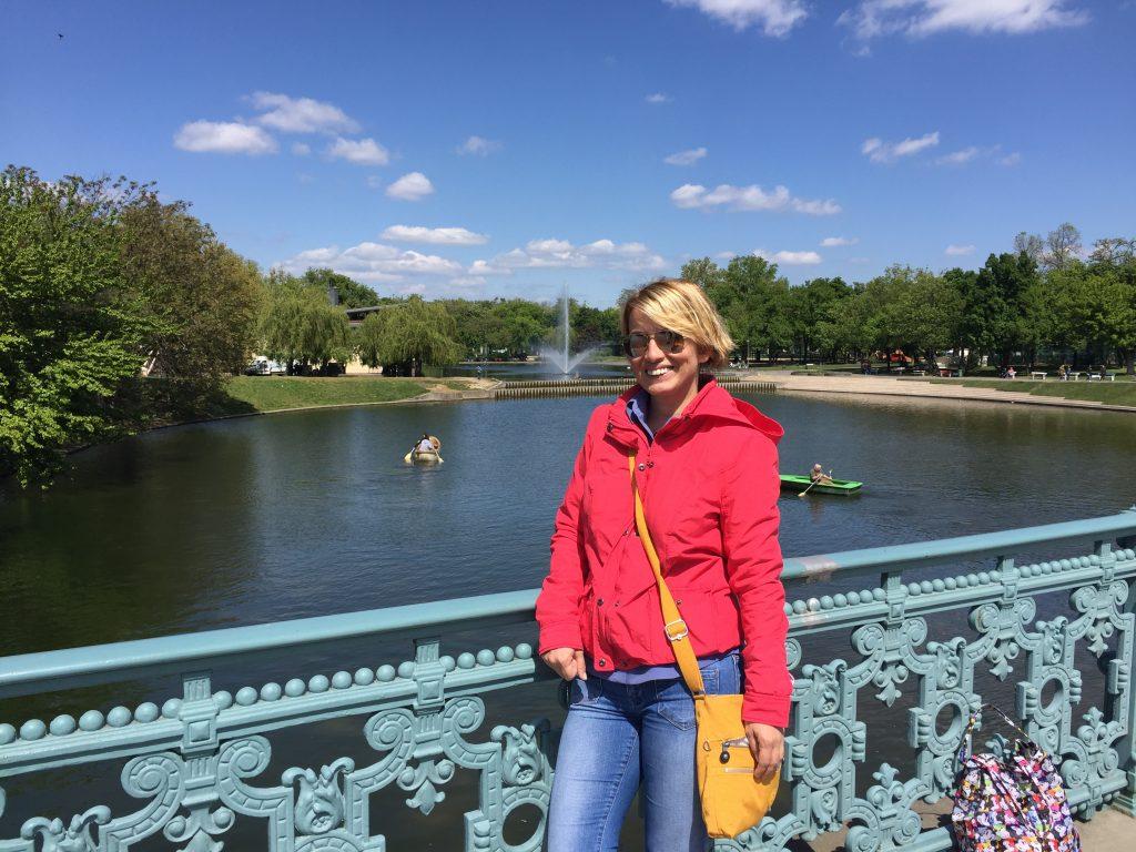Budapeşte Şehir Parkı